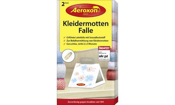 Aeroxon Kleidermotten-Falle, 2er Set
