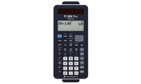 TEXAS INSTRUMENTS Schulrechner TI-30X Plus MathPrint