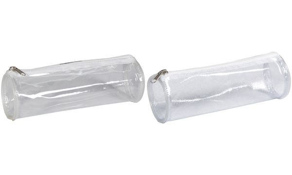 Clairefontaine Schlamper-Rolle, Kunststoff, transparent