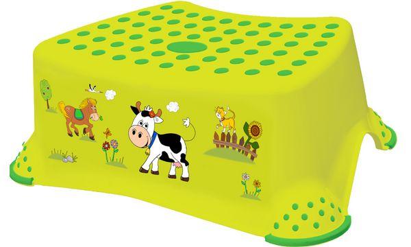 keeeper kids Tritthocher tomek funny farm, grün