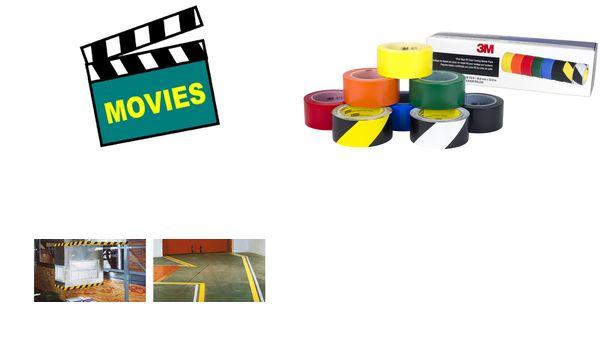 3M PVC-Klebeband 5S-Farbkodierungs-Starterpaket