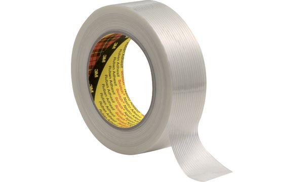 Scotch Filamentklebeband 8956, transparent, 15 mm x 50 m