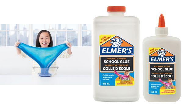 ELMERS Schulkleber weiß, 118 ml