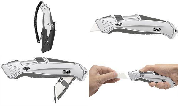 WEDO CERA-Safeline Safety-Cutter ALU, Klinge: 19 mm