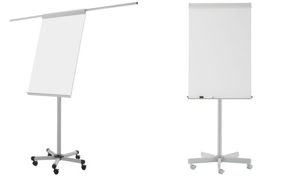 Bi-Office mobiles Flipchart Pro, (B)700 x (H)1.000 mm
