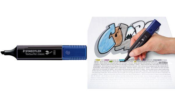 STAEDTLER Textmarker Textsurfer classic hidelighter