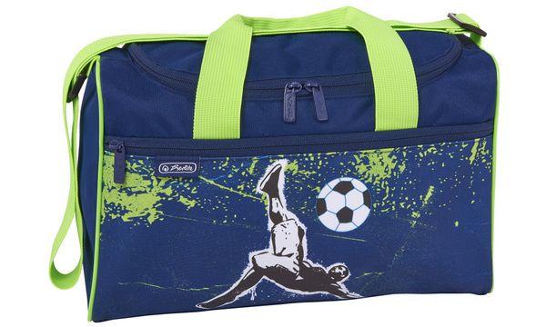 herlitz Sporttasche Kick it, aus Polyester