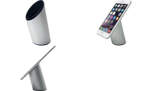 helit Smartphone-Ständer the magic stand, 6,4, silber