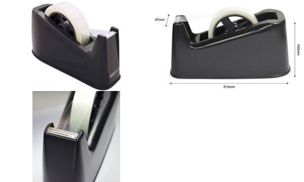 RAPESCO Tischabroller 500, schwarz, unbestückt