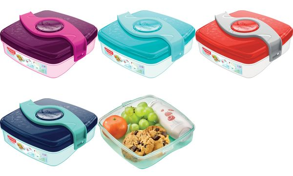Maped PICNIK Brotdose ORIGINS LUNCH-BOX, 0,52 l, türkis