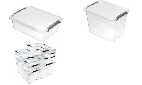 keeeper Aufbewahrungsbox/Clipbox Lara, 1,15 Liter