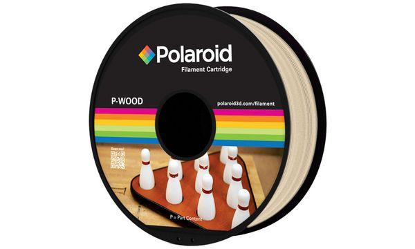 Polaroid Universal-Filament P-WOOD, 500 g, Holz
