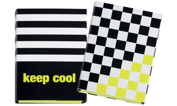 PAGNA Heftbox Keep cool, DIN A4, Rückenbreite: 40 mm