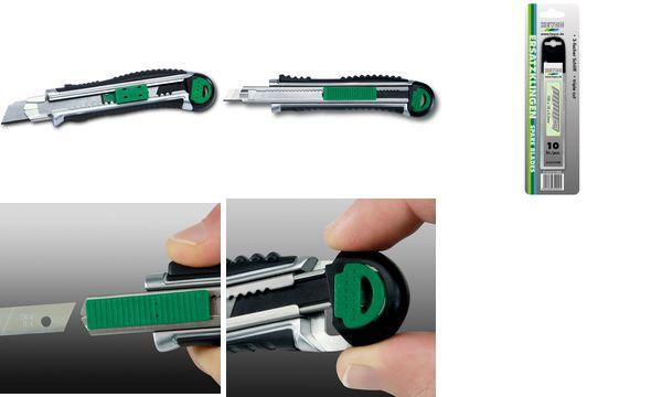 HEYCO Ersatzklingen für Cutter PROFI, Klinge: 9 mm