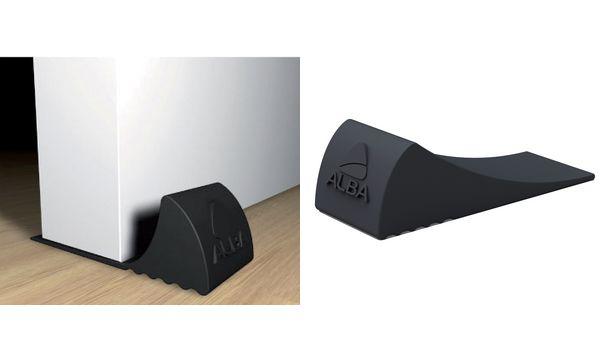 ALBA Türkeil DOORPOP1 N, aus Elastomer, schwarz