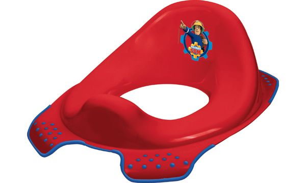 keeeper kids Kinder-Toilettensitz ewa Fireman Sam, rot