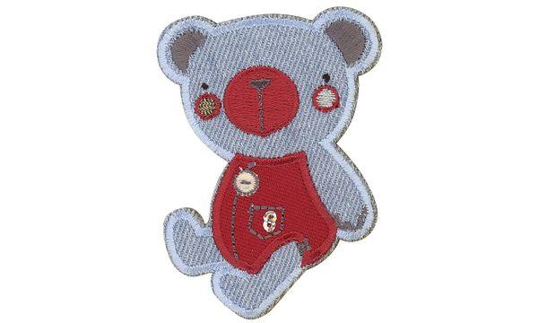KWM Applikatiom Teddy Jeans
