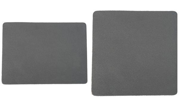 KWM Sicherheits-Flecken, selbstklebend, silber