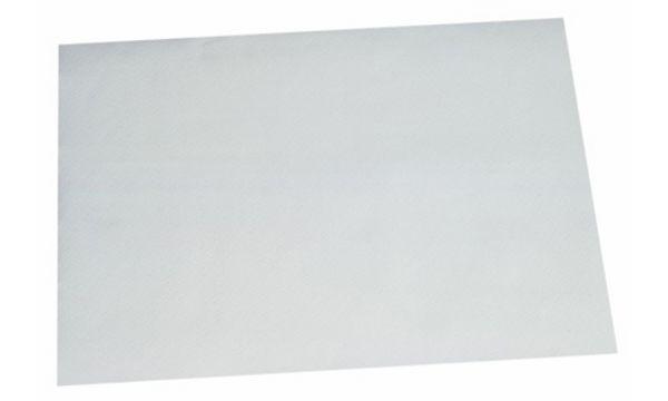 PAPSTAR Papier-Tischsets, 300 x 400 mm, weiß