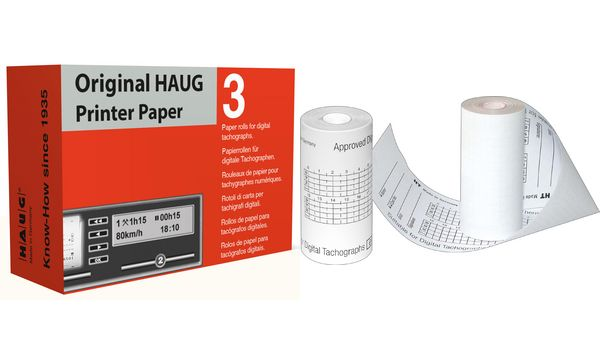 RNK Verlag Thermopapierrolle HAUG ORIGINAl Economy