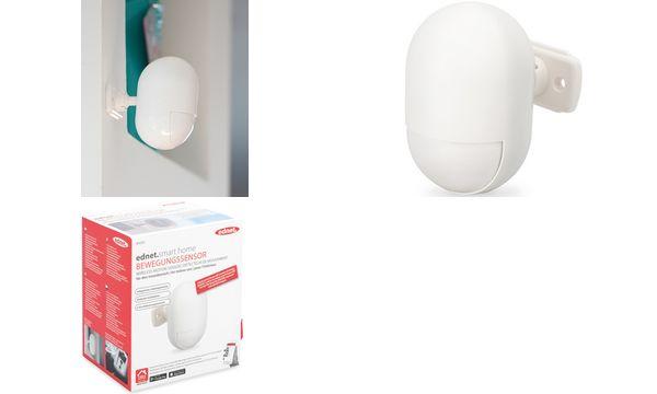 ednet Bewegungssensor .smart home für den Innenbereich