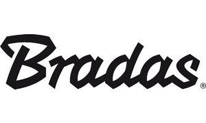 Bradas Rechen-Aufsatz TQ, 12 Zinken, orange