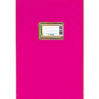 HERMA Heftschoner, DIN A4, aus PP, pink gedeckt