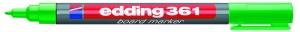 Edding Board-Marker 361 grün Rundspitze
