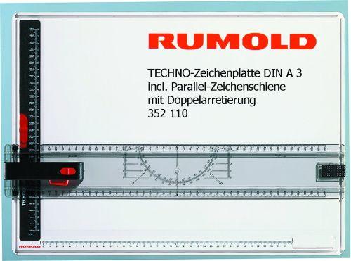 Zeichenplatte Techno A3