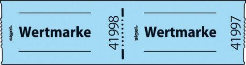 Gutscheinmarke 500St/Rl blau