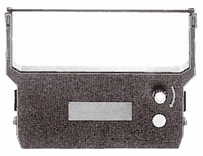 Farbband Nylon schw/rot