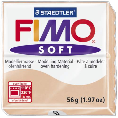 FIMO haut soft normal 57 Gramm