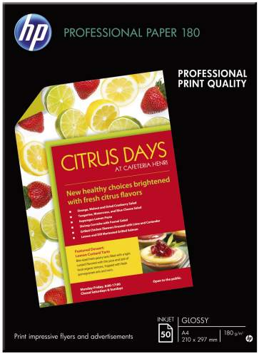 HP Professional Broschüren 50 Blatt A