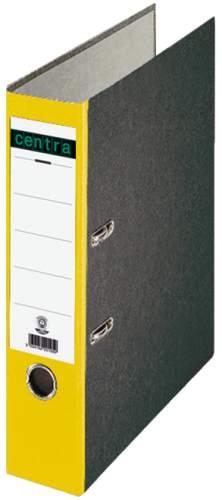 Ordner Standard RB80 A4 gelb