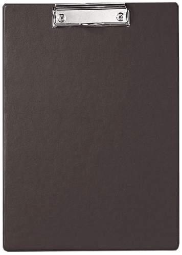 Klemmbrett A4 Karton schwarz