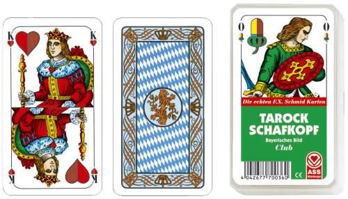Spielkarten Schafkopf Tarock