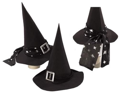 Hut Hexe für Erwachsene