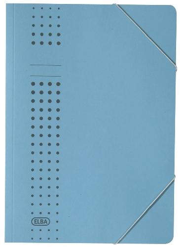 #25xEckspanner A4 blau
