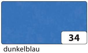 Drachenpapier 42g gef.dunkelbl