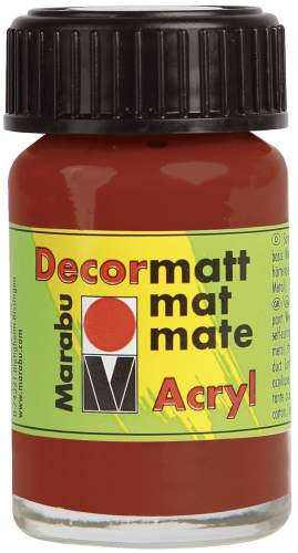 Decormatt Acryl terracotta