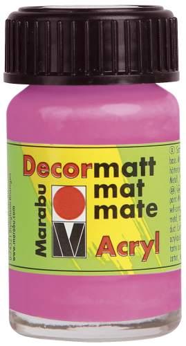 Decormatt Acryl pink