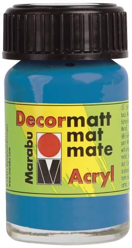 Decormatt Acryl cyan
