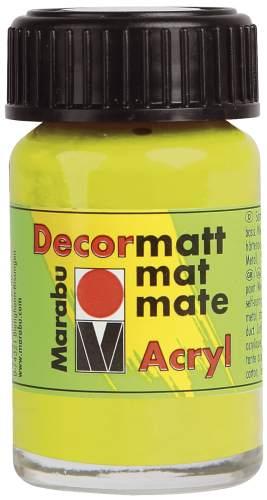 Decormatt Acryl reseda