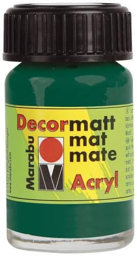 Decormatt Acryl dunkelgrün