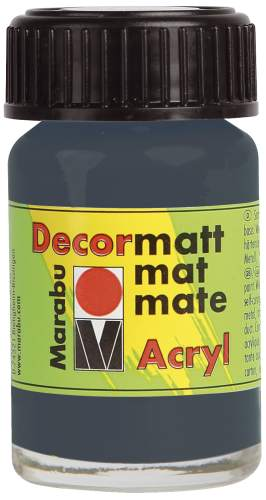 Decormatt Acryl dunkelgrau