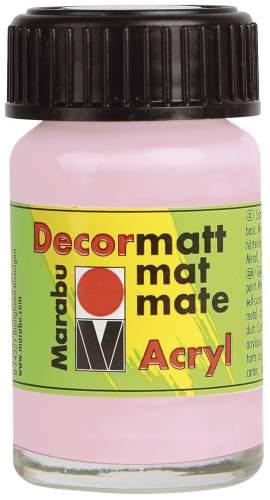 Decormatt Acryl wildrose