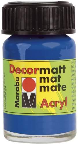 Decormatt Acryl royalblau
