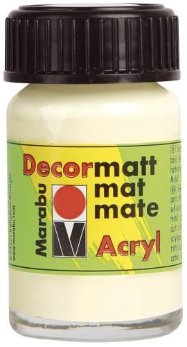 Decormatt Acryl elfenbein