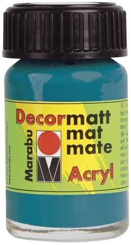 Decormatt Acryl türkis