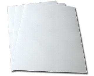 #10xBristolkarton 50x65cm 615g/qm